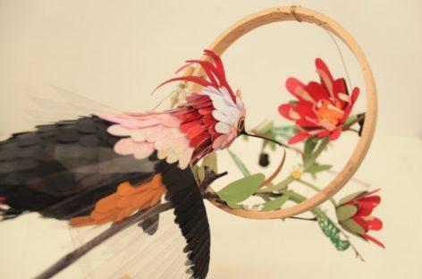 100 tác phẩm chim bằng giấy xếp tuyệt đẹp (Phần 1)
