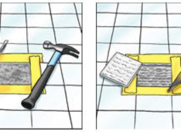 Cẩm nang sửa nhà – Bài 15: Tự sửa chữa nền gạch bị hư hỏng
