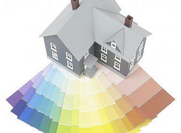 Cẩm nang sửa nhà – Bài 20: Xử lý sự cố công trình mặt trang trí bằng sơn