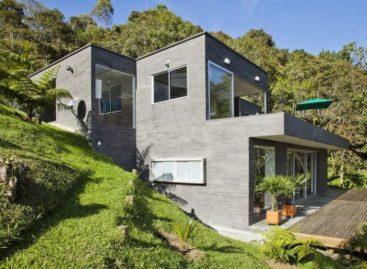 Sang trọng với tòa nhà Lago en el Cielo nép mình trong khu rừng nhiệt đới