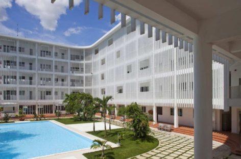 Ngôi trường ở Bình Dương – công ty Võ Trọng Nghĩa