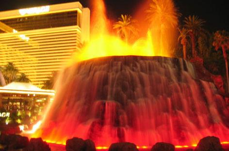 Núi lửa lại phun trào lần nữa ở Las Vegas?