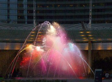 """Cùng Wet Design """"đi tìm hình của nước"""" tại City Center, Las Vegas (Phần 1)"""