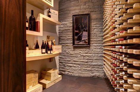 8 cảm hứng thiết kế hầm rượu