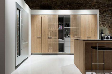 """Phong cách pha trộn đầy ngẫu hứng của căn bếp """"The Living Kitchen"""""""