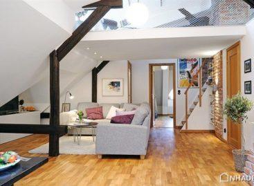 5 mẫu thiết kế gác xép dành cho căn hộ nhỏ gọn