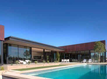 Ghé thăm ngôi nhà hiện đại ở California