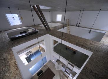 House T – Căn nhà với lối kiến trúc khá độc đáo