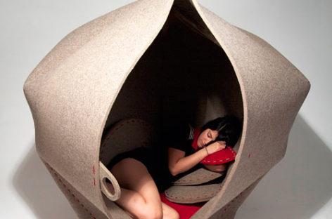 Hush – Độc đáo với lều ngủ 2 trong 1
