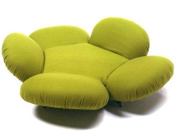Chiếc ghế Sofa Free tròn trĩnh và đáng yêu