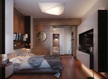 Du lịch ngay trong phòng ngủ ấm cúng, hiện đại và tiện nghi
