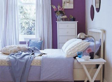Những phòng ngủ tuyệt đẹp cho mùa hè