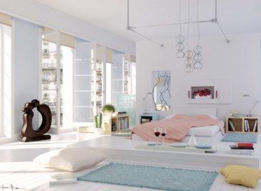 10 mẫu thiết kế phòng ngủ tuyệt đẹp