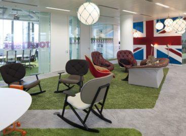 Trụ sở văn phòng mới của Google tại Luân Đôn