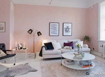 Vẻ đẹp ấm áp của căn hộ 52 m2 nơi thành phố biển Gothenburg