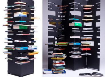 B-OK – Ý tưởng tuyệt vời cho việc lưu trữ sách và ngăn cách không gian
