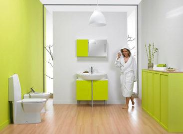 Mang sự hồi sinh của thiên nhiên vào phòng tắm