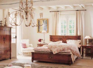 Phòng ngủ đẹp theo phong cách cổ điển và hiện đại