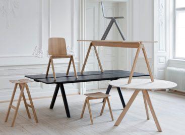 Nét độc đáo và phá cách của bộ bàn ghế Bouroullec Collection