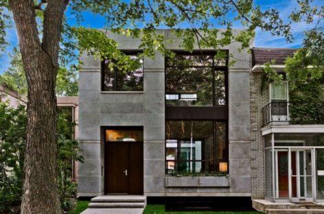 Ecologia Montreal – Công trình kiến trúc cực kỳ thân thiện với môi trường