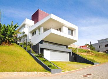 Kiểu kiến trúc đa dạng và hiện đại với DLW House