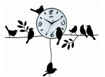 Đồng hồ TIK TAK – Song hành nghệ thuật và công năng