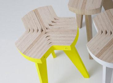 Nét mới mẻ trong công nghệ thiết kế của chiếc ghế Offset