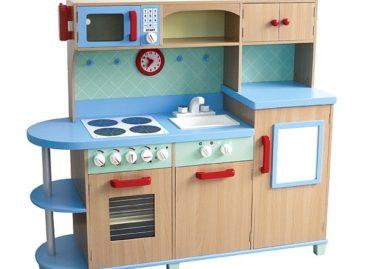 All in One Play Kitchen – Căn bếp mô phỏng dành tặng cho bé yêu của bạn