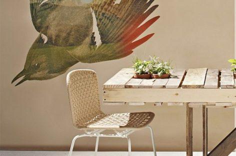 15 cách tận dụng những tấm ván gỗ trong trang trí nhà cửa