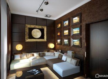 Khám phá sự độc đáo trong căn hộ với hai phong cách trang trí khác biệt