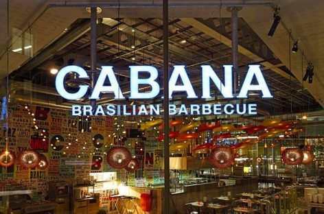 Nét rực rỡ và phá cách trong thiết kế của nhà hàng Cabana