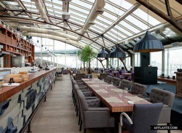Nội thất Bắc Âu ấn tượng tại nhà hàng Karlsson