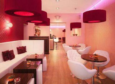 Thiết kế quán bar quyến rũ ở Berlin