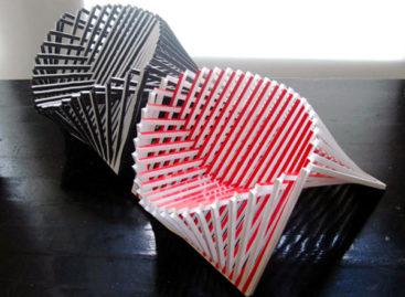 Độc đáo, sáng tạo với Rising Chair