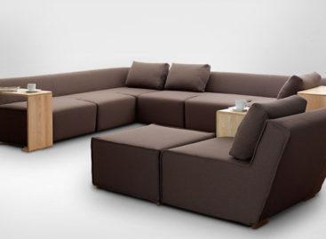 Sáng tạo cùng sofa của Marcin Wielgosz