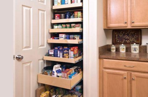 Biến hóa với tủ bếp đa dụng