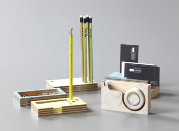 Tiện lợi với bộ sưu tập dụng cụ văn phòng H-supplies Kit