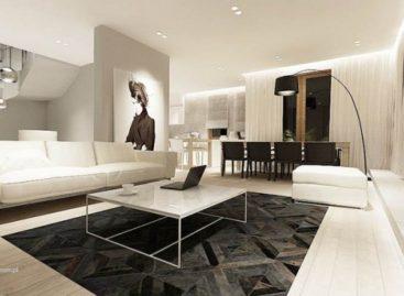 Những mẫu thiết kế đương đại và mới mẻ cho căn hộ của bạn
