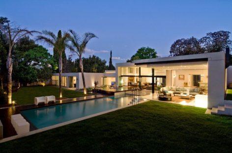 Ghé thăm ngôi nhà tại thành phố xinh đẹp nhất của Nam Phi