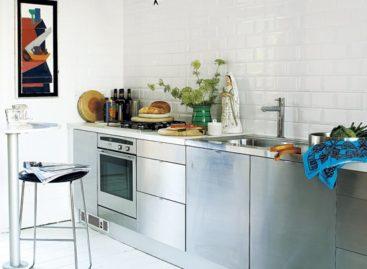 10 giải pháp cho nhà bếp thân thiện với môi trường
