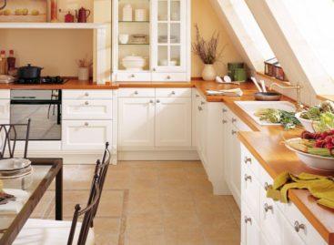 Ngắm nhìn 10 gian bếp xinh đẹp hình chữ L