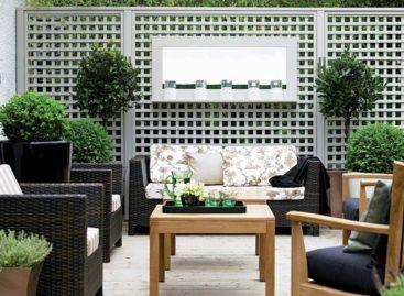 10 ý tưởng thiết kế sân vườn đẹp
