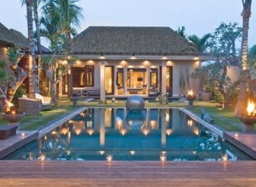 Biệt thự 3 trong 1 ở Bali