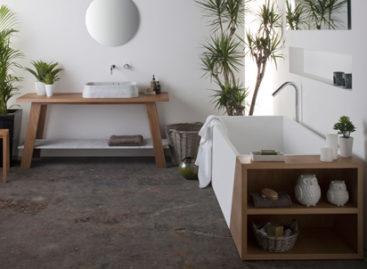 Ấn tượng với bồn tắm bằng gỗ