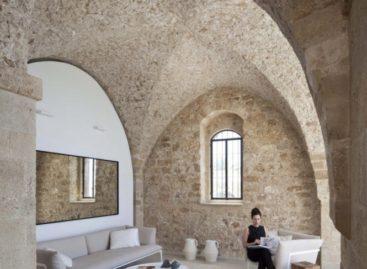 Vẻ cổ điển và hiện đại trong căn hộ Jaffa