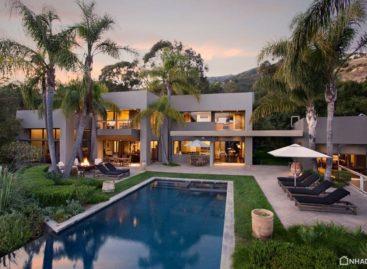 Vẻ đẹp thanh bình của ngôi nhà Whitehead/Bay