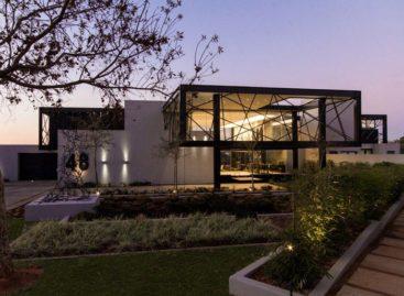 Ngôi nhà có thiết kế mở tại Midrand, Nam Phi