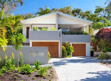 Khám phá sự đổi mới trong ngôi nhà đôi ở Sunshine Beach