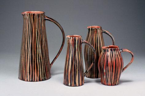 Các sản phẩm gốm sứ của nghệ nhân Sophie MacCarthy