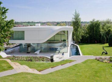 Haus am Weinberg ngôi nhà bên vườn nho của UNStudio